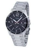 Casio Enticer Analog Quartz MTP-1374D-1AV MTP1374D-1AV Men's Watch
