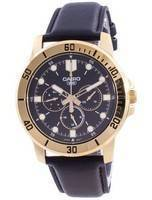 Casio Enticer Analog Quartz MTP-VD300GL-1E MTPVD300GL-1E Men's Watch