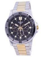 Casio Enticer Analog Quartz MTP-VD300SG-1E MTPVD300SG-1E Men's Watch