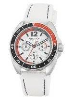 Nautica Sport Ring Multifunction N09907G White Box Set Watch
