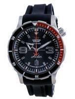 Relógio masculino NH35-510A587-LS 300M de edição limitada Vostok Europe Anchar para mergulhadores