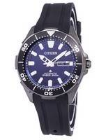 Relógio dos homens 200M Automatic NY0075-12L Citizen Promaster Marine Diver