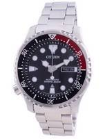 Citizen Promaster Diver's Black Dial Automatic NY0085-86E 200M Men's Watch