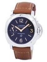 Panerai Luminor Marina Logo Acciaio Automatic PAM00632 Men's Watch