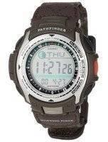 Casio Pathfinder Moon Phase Hunting Timer PAS410B-5V Men's Watch