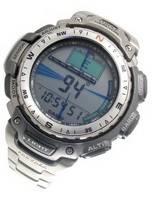 Casio Protrek Triple Sensor Titanium PRG-40T-7VDR  PRG40T-7V PRG40T Watch