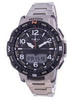 Casio Protrek Mobile Link Quartz PRT-B50T-7 PRTB50T-7 100M Men's Watch