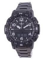 Casio Protrek Mobile Link, hora mundial Quartz PRT-B50YT-1 PRTB50YT-1 100M relógio masculino