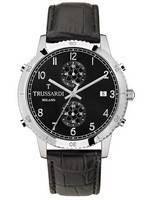 Trussardi T-Style R2471617006 cronógrafo de quartzo relógio dos homens