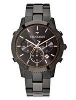 Trussardi T-estilo cronógrafo de quartzo R2473617001 relógio dos homens