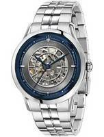 Maserati Ricordo Skeleton Dial Automatic R8823133003 Men's Watch