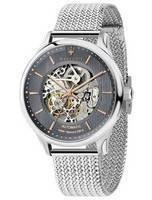 Maserati Gentleman R8823136004 Automatic Skeleton Men's Watch