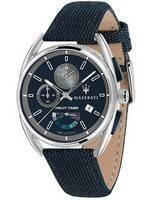 Maserati Trimarano Yacht Timer Chronograph Quartz R8851132001 100M Men's Watch