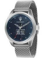 Relógio Maserati Traguardo Blue Dial Quartz R8853112002 100M Masculino