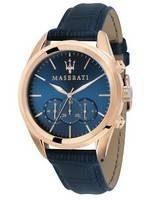 Relógio Maserati Traguardo Chronograph Quartz R8871612015 para homem