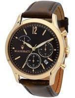 Maserati Tradizione Chronograph Quartz R8871625001 Men's Watch