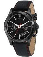 Relógio Maserati Circuito Chronograph Quartz R8871627004 100M Masculino