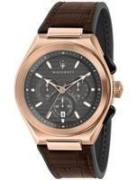 Maserati Triconic Chronograph Quartz R8871639003 100M Men's Watch