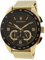 Maserati Traguardo Chronograph Quartz R8873612010 100M Men's Watch