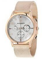 Maserati Ricordo cronógrafo de quartzo R8873625002 relógio dos homens