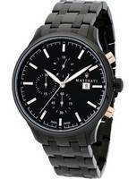 Maserati Attrazione Chronograph Quartz R8873626001 100M Men's Watch
