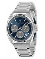 Maserati Trimarano Chronograph Quartz R8873632004 Men's Watch