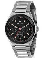 Maserati Triconic Chronograph Quartz R8873639002 100M Men's Watch