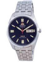 Orient Tri Star Blue Dial Automatic RA-AB0019L19B Men's Watch
