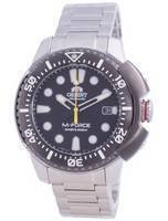 Orient M-Force AC0L 70th Anniversary Automatic Diver's RA-AC0L01B00B Japan Made 200M Men's Watch