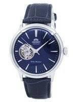 Oriente clássico elegante coração aberto automático RA-AG0005L10B relógio dos homens
