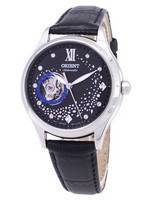 Orient Automatic RA-AG0019B10B Open Heart Diamond Accents Women's Watch