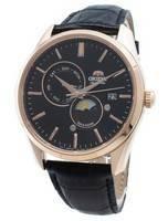 Relógio Orient Sun & Moon RA-AK0304B10B para homem automático