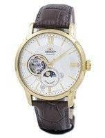 Orient Classic Sun & Moon Automatic Japan Made RA-AS0004S00B Men's Watch