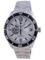 Orient Star Open Heart Automatic Diver's RE-AT0107S00B 200M Men's Watch