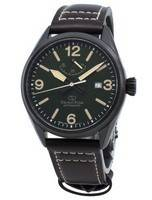 Relógio masculino Orient Star RE-AU0201E00B de reserva automática de energia