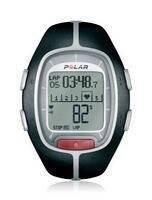 Polar Running Heart Rate Monitor Watch Foot Pod RS200sd Black