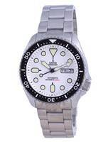 Ratio FreeDiver White Dial Sapphire Crystal Stainless Steel Automatic RTA109 200M Men's Watch