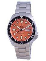 Ratio FreeDiver Orange Dial Sapphire Crystal Stainless Steel Automatic RTA114 200M Men's Watch