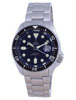 Ratio FreeDiver Black Dial Sapphire Crystal Stainless Steel Automatic RTB200 200M Men's Watch