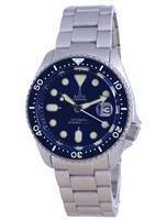 Ratio FreeDiver Blue Dial Sapphire Crystal Stainless Steel Automatic RTB202 200M Men's Watch