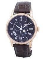 Orient Sun & Moon Automatic Japão fez o relógio dos homens SAK00003T0