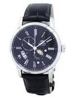 Orient Sun & Moon Automatic Japan fez o relógio dos homens SAK00004B