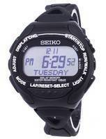 Seiko Prospex SBDH015 Super Runners Chronograph Quartz Men's Watch