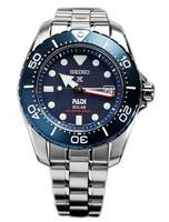 Seiko Prospex PADI Titanium Solar Diver's 200M Limited Edition SBDN035 Women's Watch