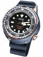 精工自動海洋碩士專業潛水夫 1000 M SBDX014 男裝手錶