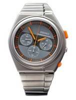Seiko Spirit Giugiaro Design Chronograph Limited Edition SCED057 Men's Watch
