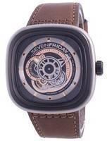 Sevenfriday P-Series Automatic P2B/01 SF-P2B-01 Men's Watch