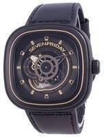 Sevenfriday P-Series Automatic P2B/02 SF-P2B-02 Men's Watch