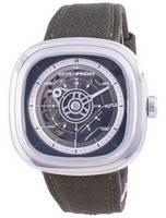 Sevenfriday T-Series Revolution Automatic T2/01 SF-T2-01 Men's Watch