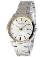 Seiko Neo Classic Quartz Sapphire 100M SGEH42 SGEH42P1 SGEH42P Men's Watch